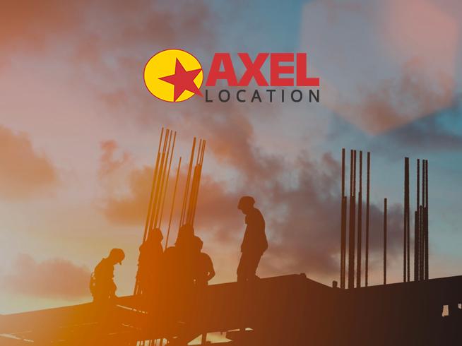 Création site internet - Axel Location