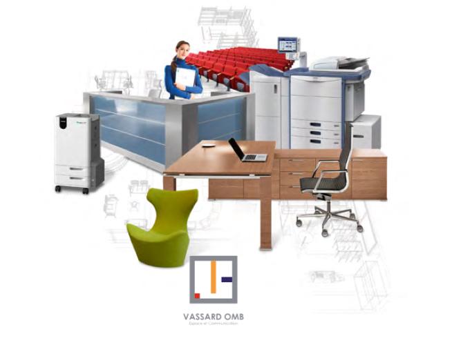 Création site internet - Vassard OMB