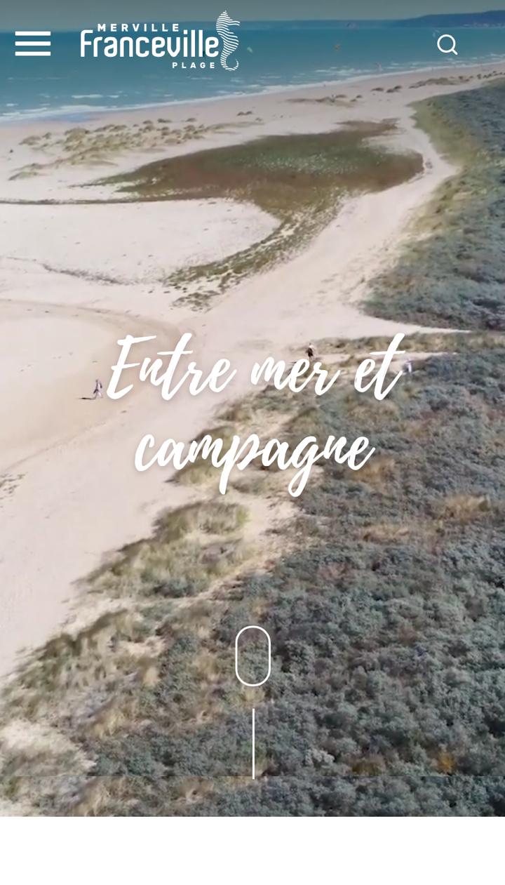 Création site internet - Merville-Franceville-Plage